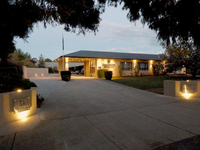 Best Western Beechworth Motor Inn - Best Western Beechworth Motor Inn