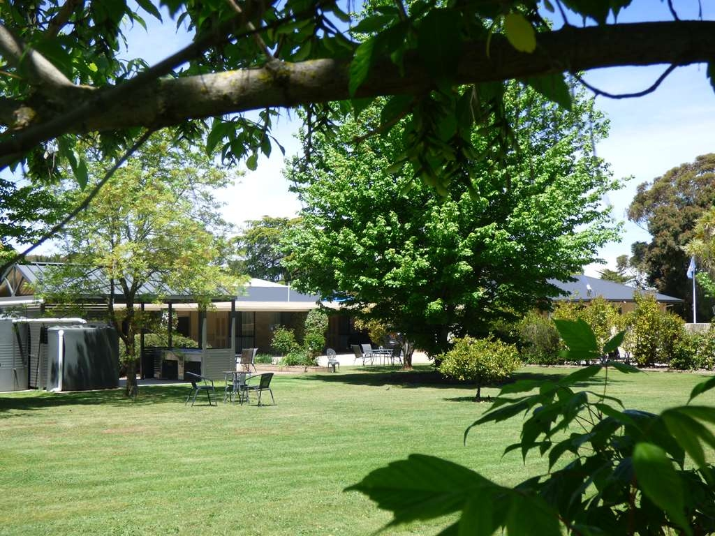 Best Western Beechworth Motor Inn - Beautifully presented gardens