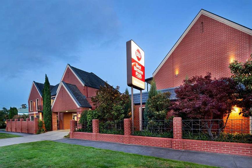 Best Western Plus Ballarat Suites - Vista exterior
