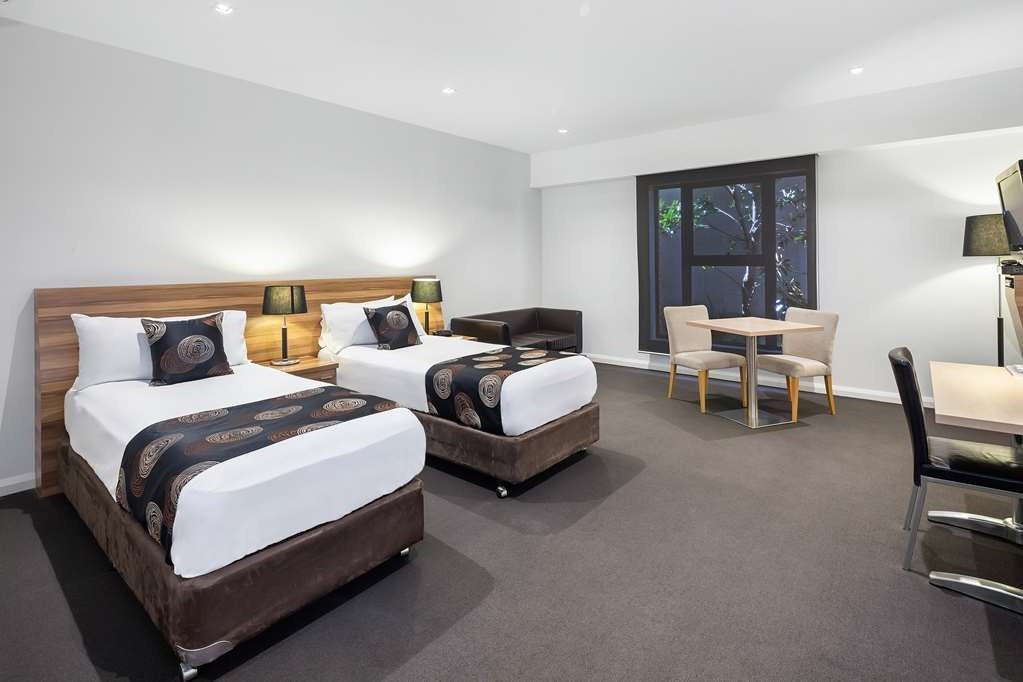 Best Western Plus Ballarat Suites - Executive Twin & Accessible Guest Room