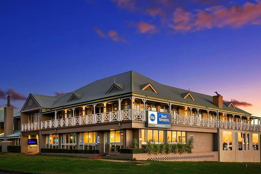 Best Western Sanctuary Inn - Vista exterior