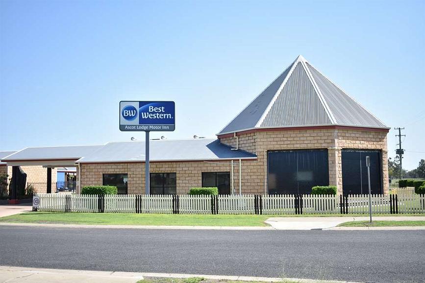 Best Western Ascot Lodge Motor Inn - Aussenansicht