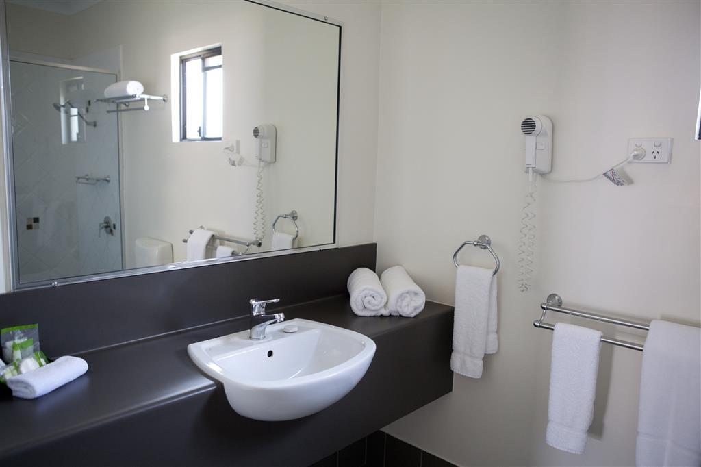 Best Western Ascot Lodge Motor Inn - Salle de bains