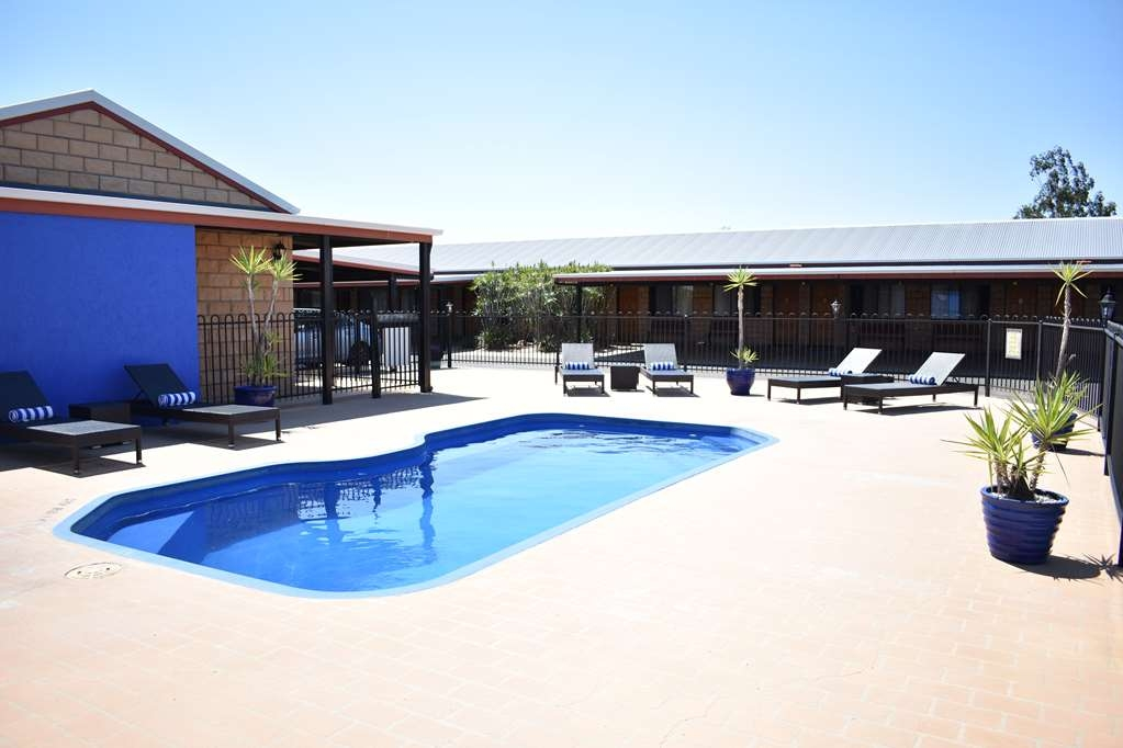 Best Western Ascot Lodge Motor Inn - Vista de la piscina