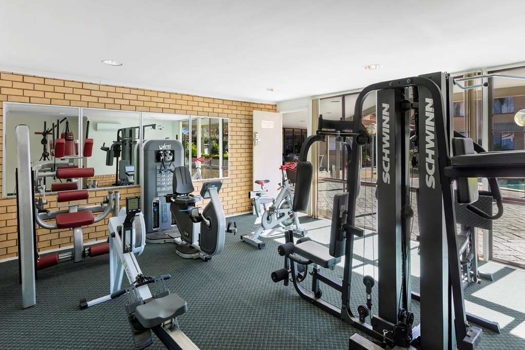 Best Western Plus Garden City Hotel - Fitnessstudio