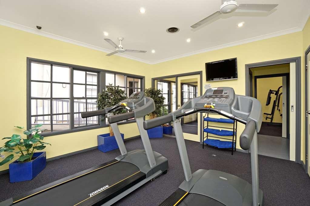 Best Western Olde Maritime Motor Inn - sala de ejercicios
