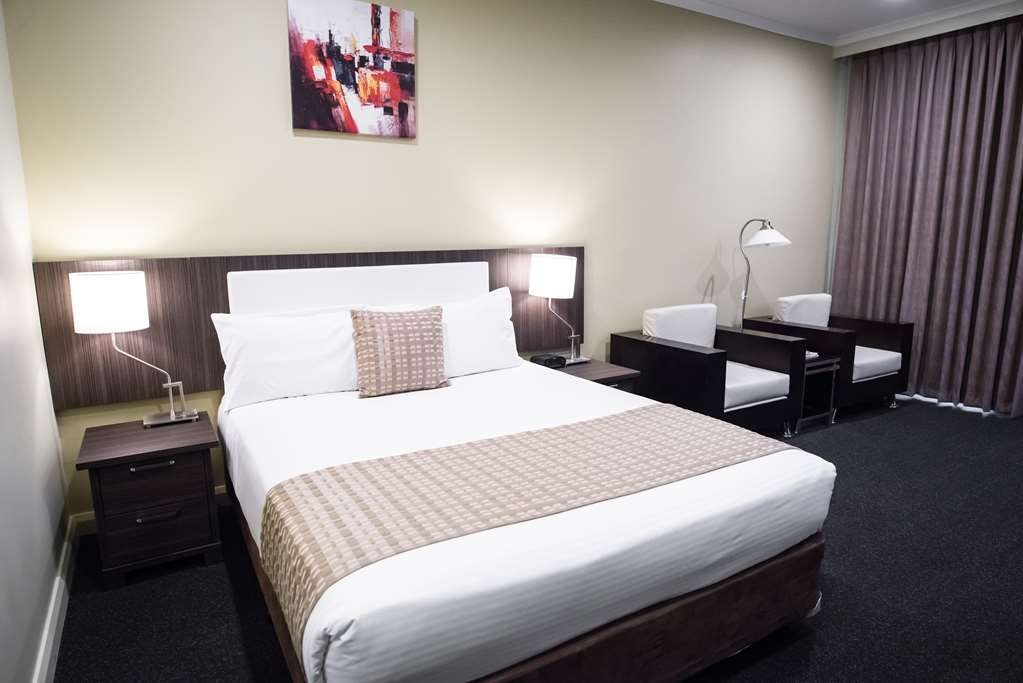 Best Western Airport Motel and Convention Centre - Chambres / Logements