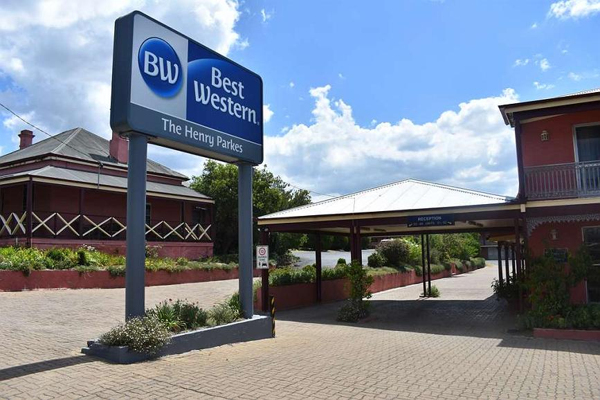 Best Western The Henry Parkes Tenterfield - Area esterna