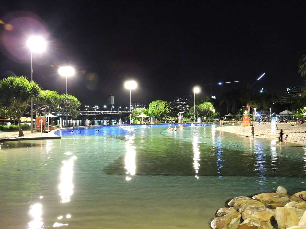 Best Western Airport 85 Motel - Southbank Lagoon Pools