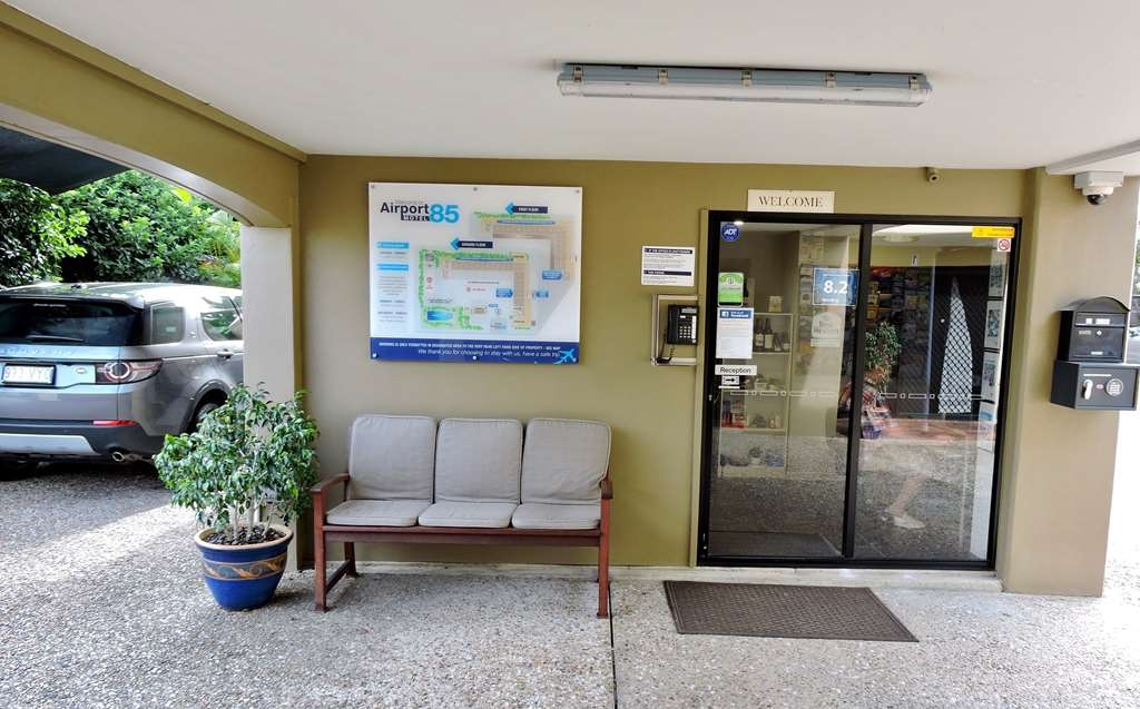 Best Western Airport 85 Motel - Front Office Reception