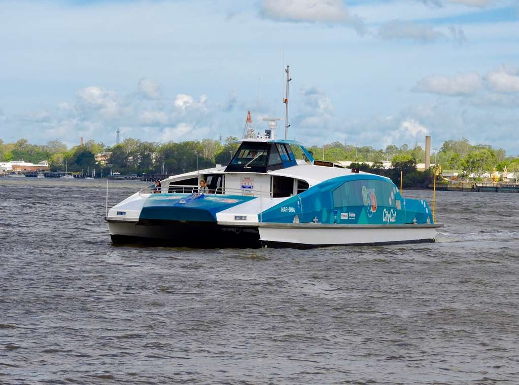 Best Western Airport 85 Motel - City Cat Ferry