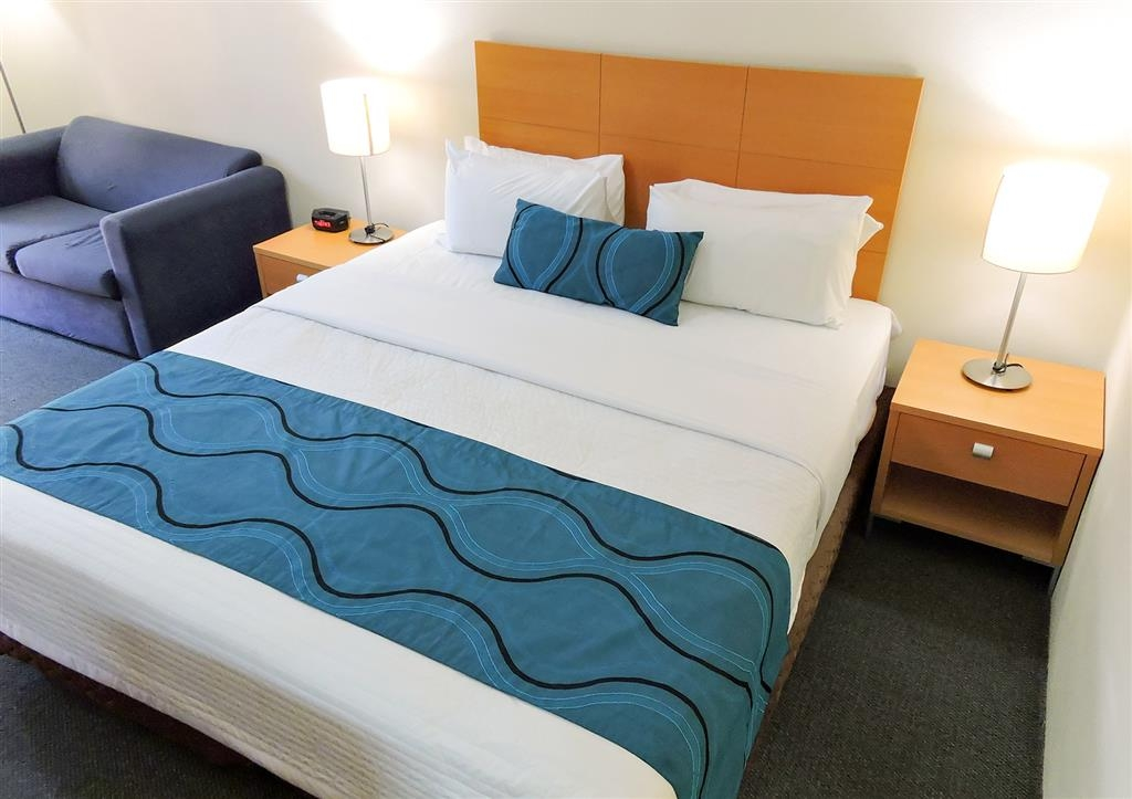 Best Western Airport 85 Motel - Chambre king size