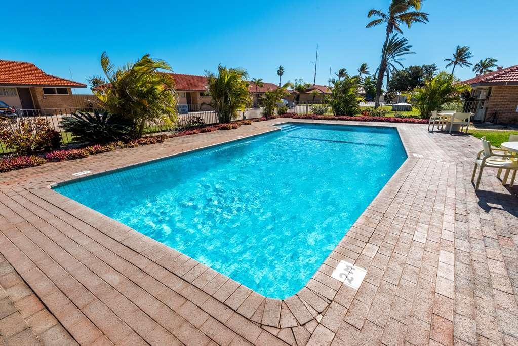 SureStay Collection by Best Western Hospitality Carnarvon - Outdoor Swimming Pool