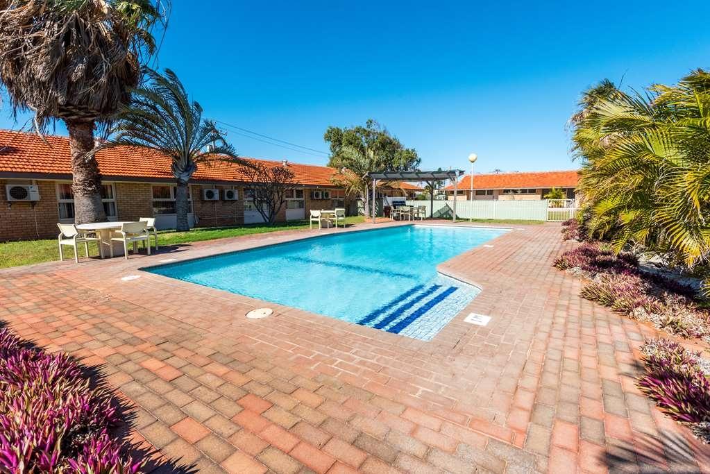 Best Western Hospitality Inn Carnarvon - Vue de la piscine