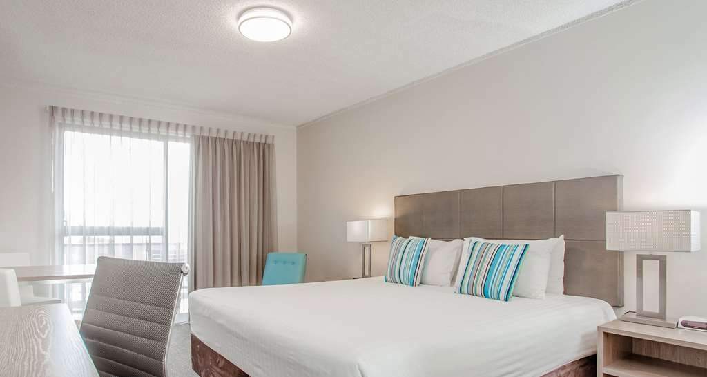 Best Western Albany Motel & Apartments - Executive King Room with Balcony