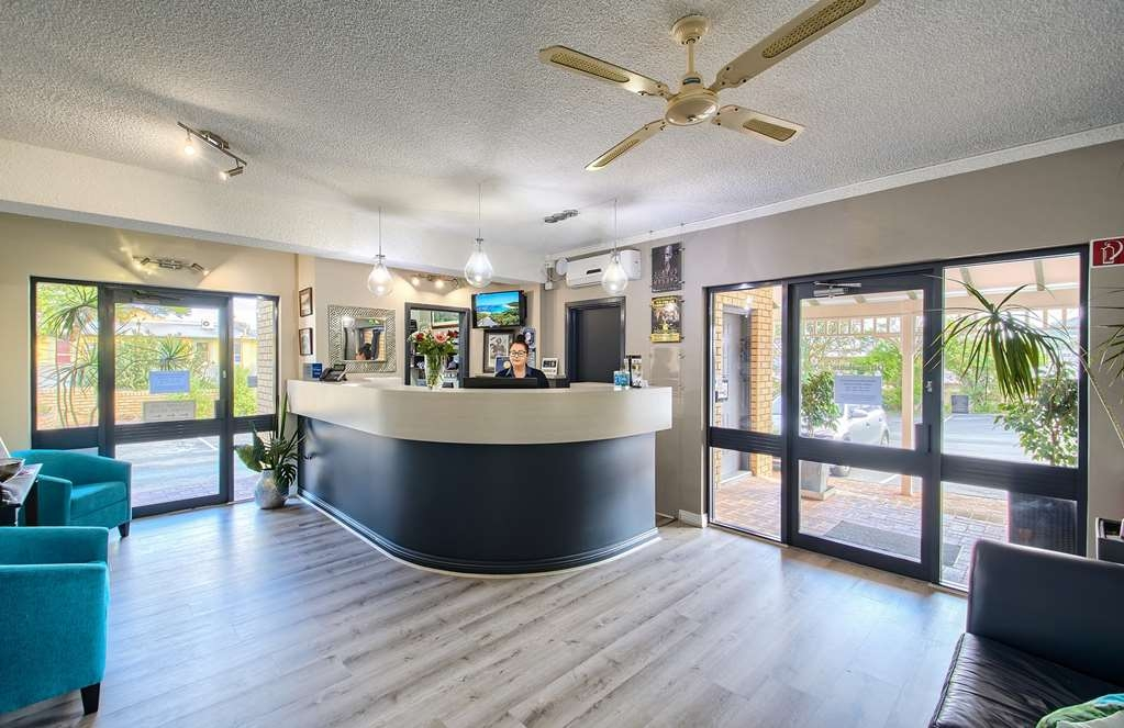 Best Western Albany Motel & Apartments - Reception