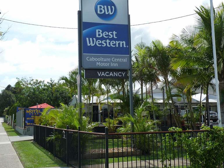 Best Western Caboolture Central Motor Inn - Facciata dell'albergo
