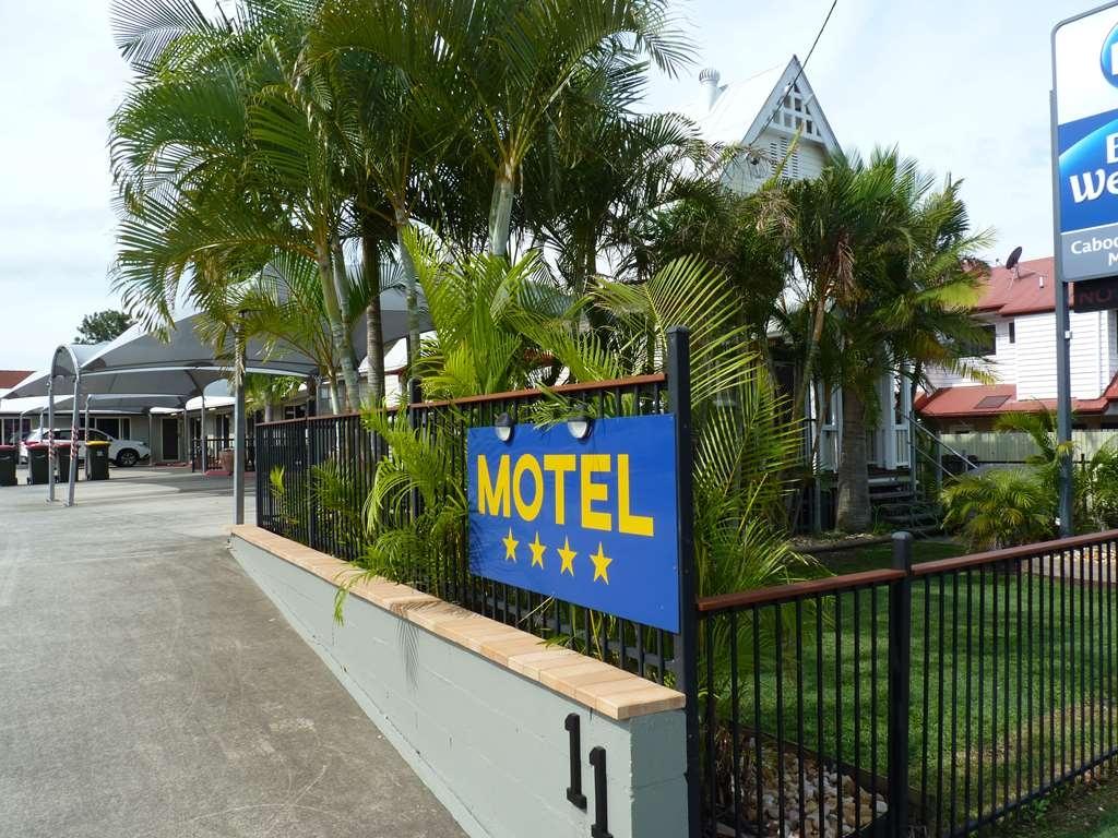 Best Western Caboolture Central Motor Inn - Entrance