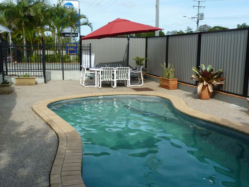 Best Western Caboolture Central Motor Inn - Swimming Pool