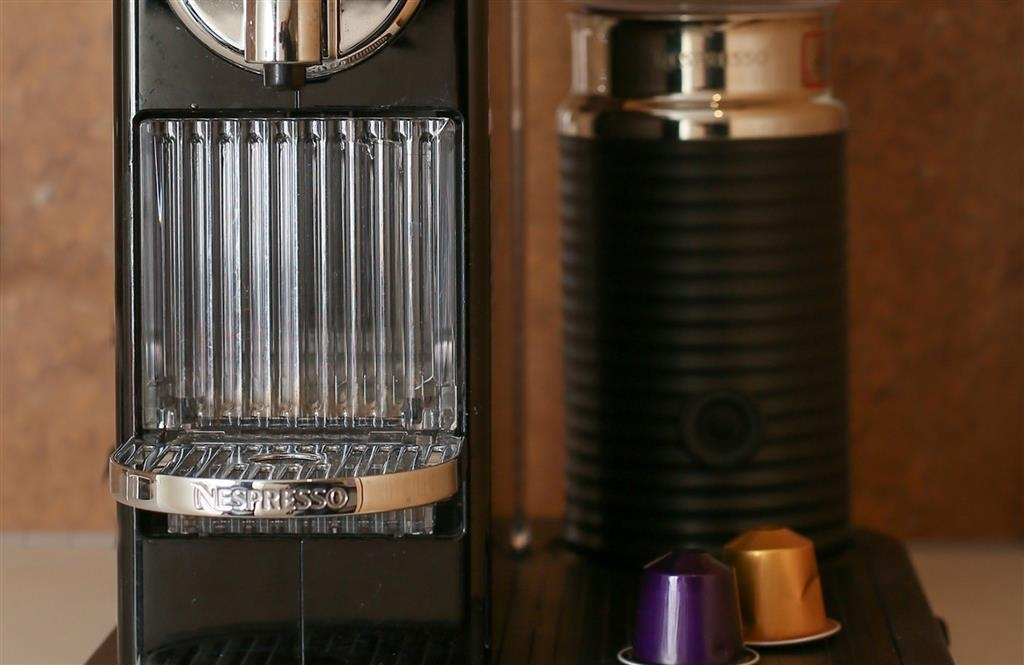 Best Western Plus Hovell Tree Inn - King guest rooms feature Nespresso® machines.