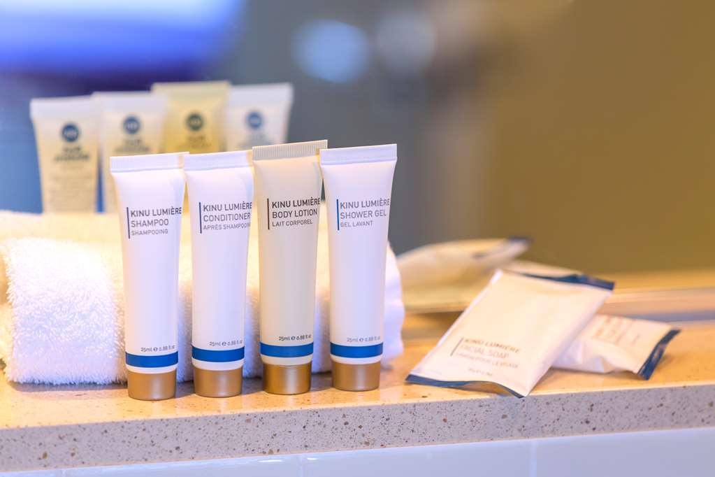 Best Western Plus Launceston - Bathroom amenities