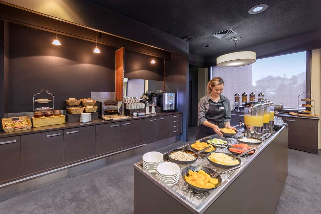 Best Western Plus Launceston - Buffet Breakfast Available Daily
