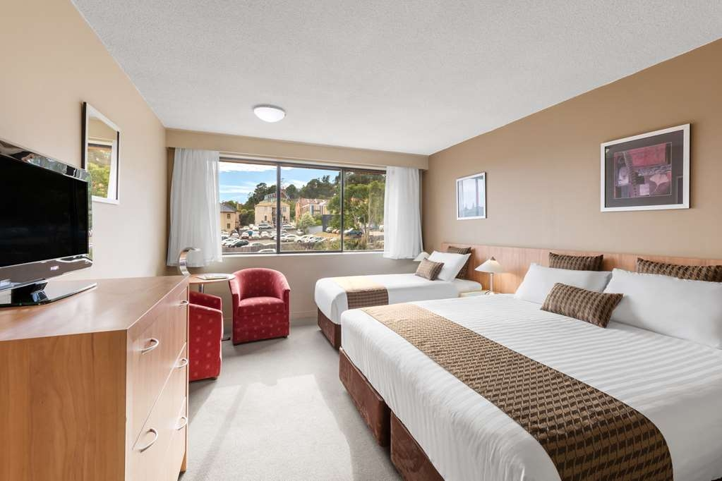 Best Western Plus Launceston - Superior Room With King And Single