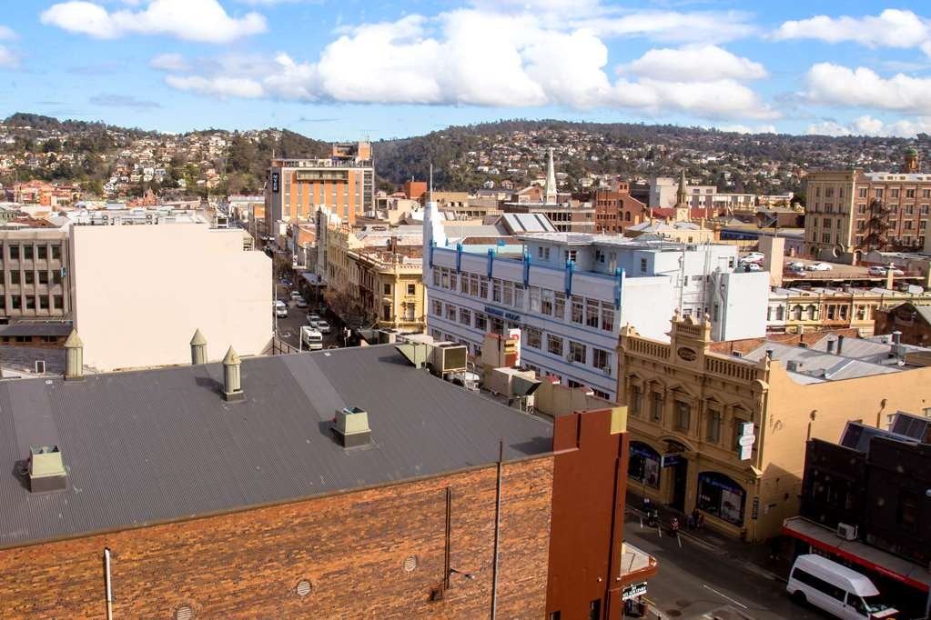 Best Western Plus Launceston - View from Executive Rooms