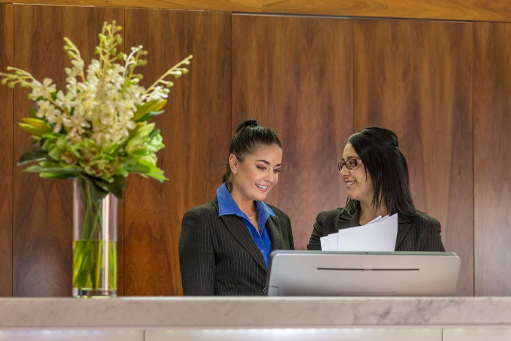 Best Western Plus Launceston - Reception