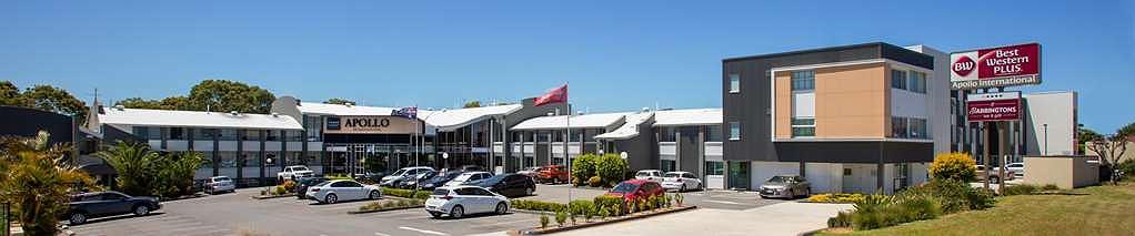Best Western Plus Apollo International Hotel - Exterior