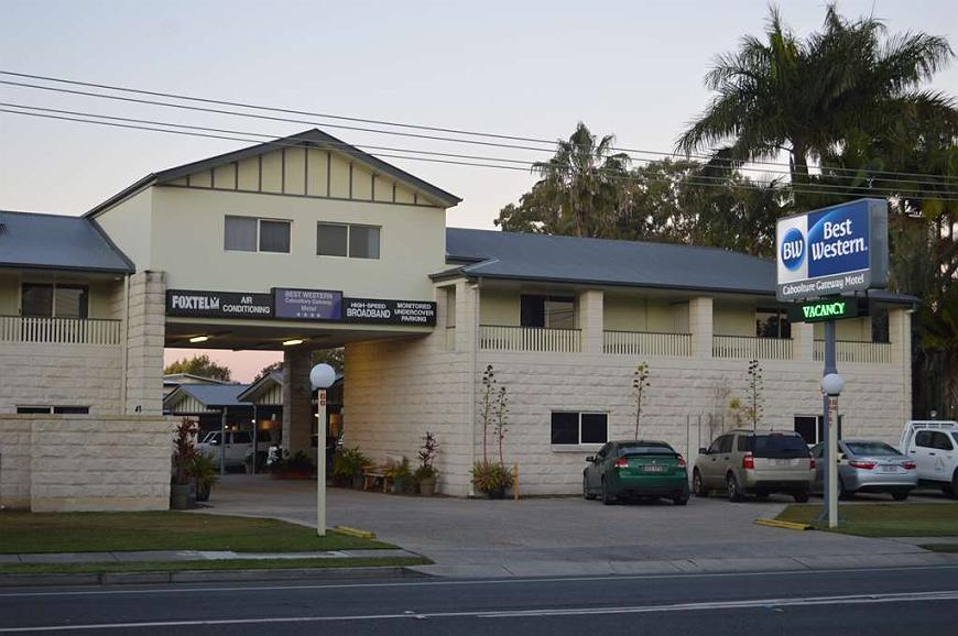 Best Western Caboolture Gateway Motel - Aussenansicht