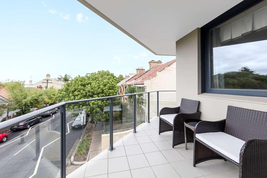 Best Western Haven Glebe - Guest Room Balcony