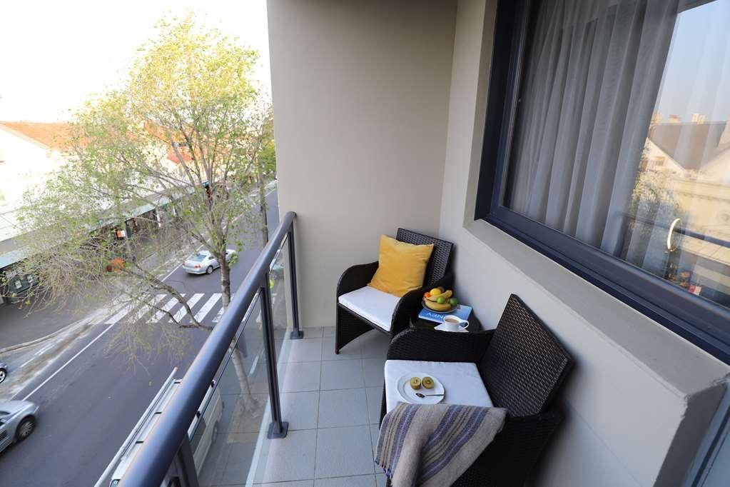 Best Western Haven Glebe - Balcony