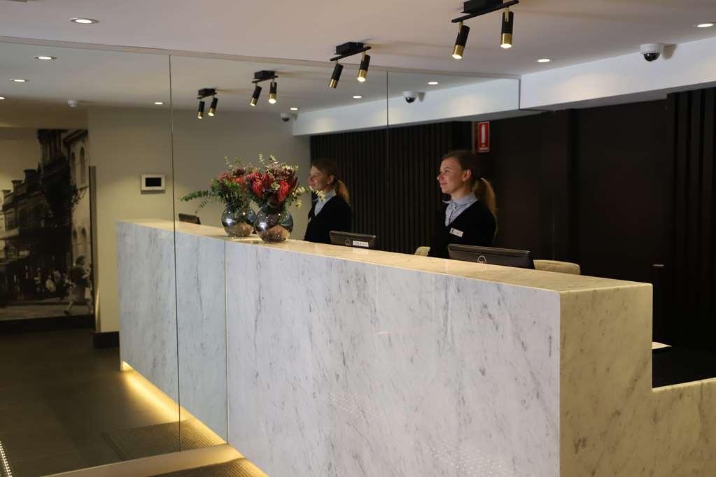 Best Western Haven Glebe - Reception