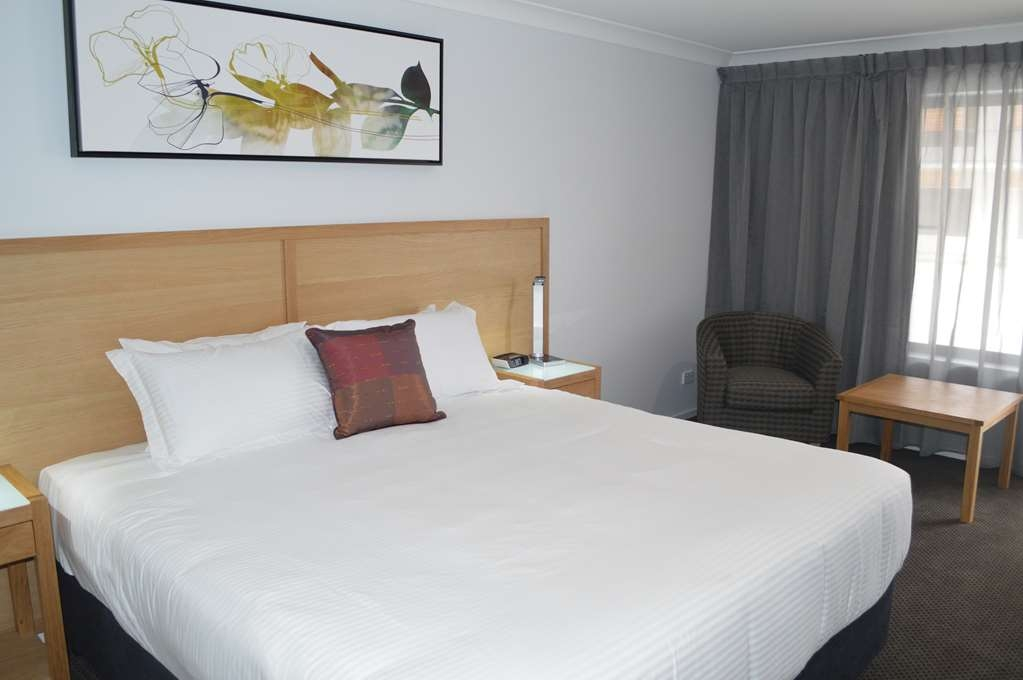 Best Western Quirindi RSL Motel - Executive King Room with Pillow Top Bedding