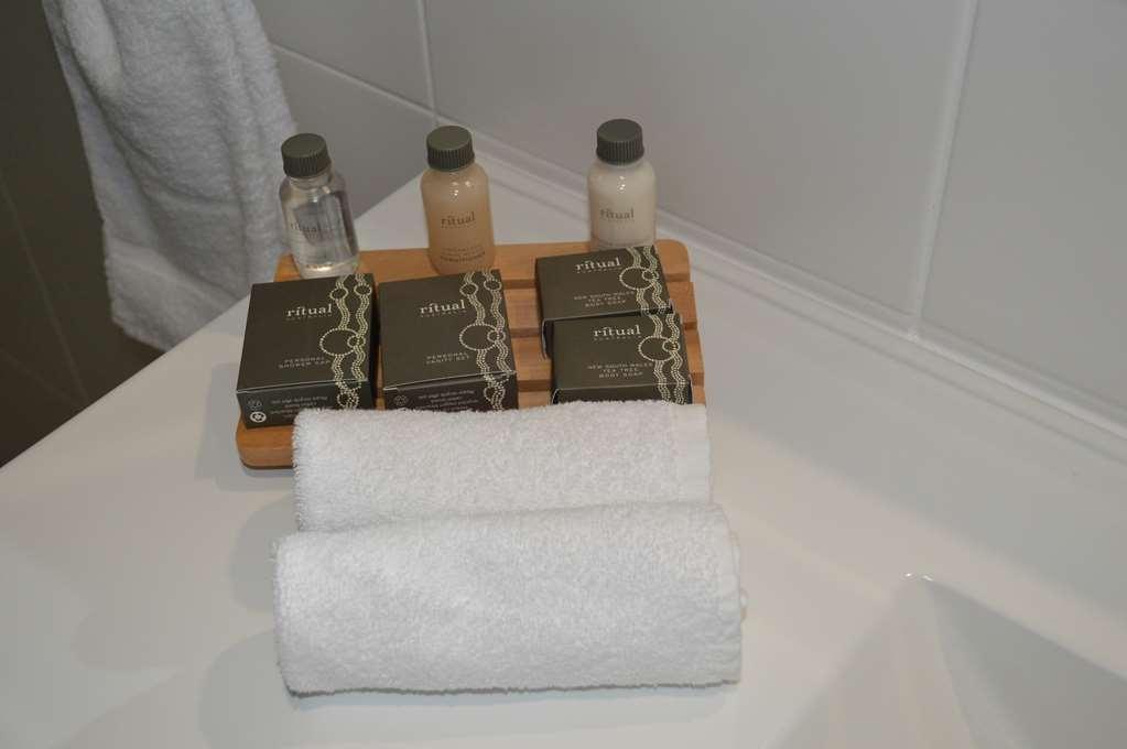 Best Western Quirindi RSL Motel - Guest Bathroom Amenities