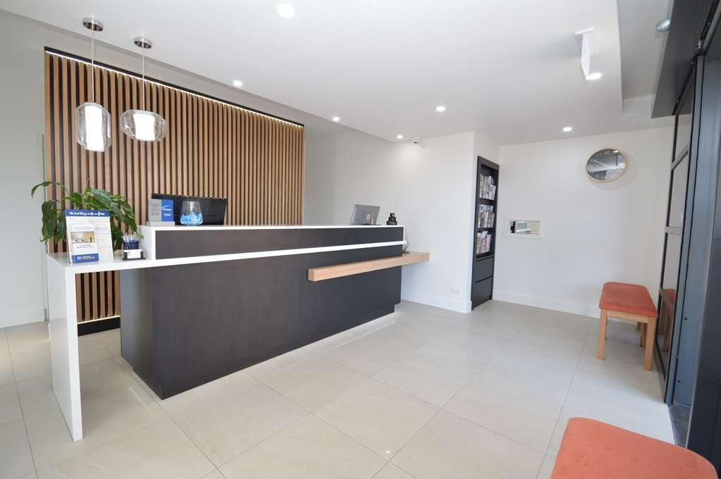 Best Western Bluegum Motel - BW Bluegum Reception/Lobby