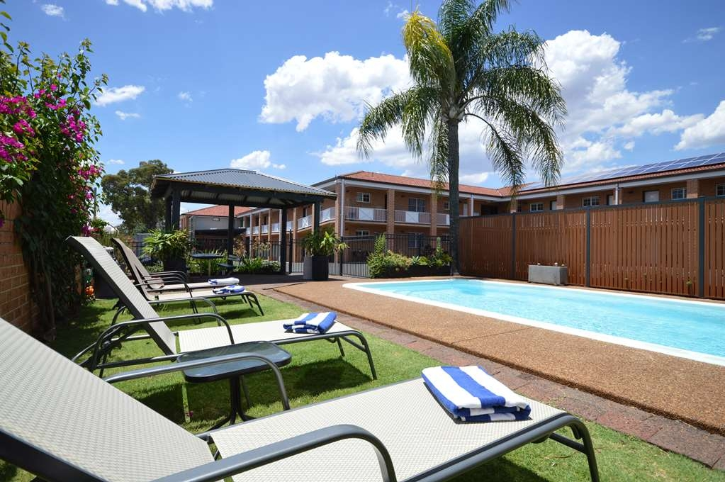 Best Western Bluegum Motel - BW Bluegum Private Salt-Water Pool
