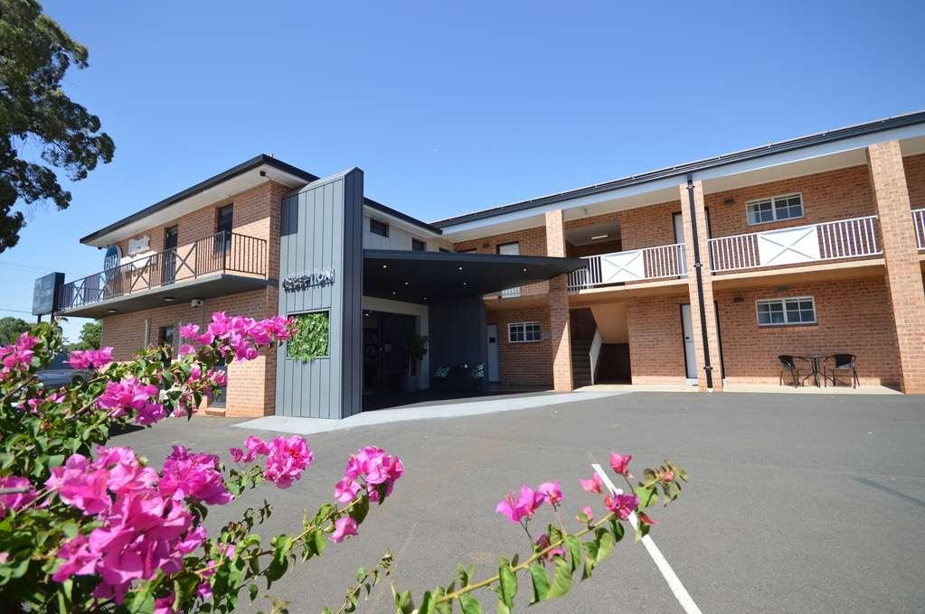 Best Western Bluegum Motel - Façade