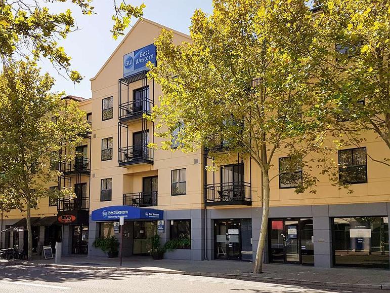 Best Western Northbridge Apartments - Aussenansicht