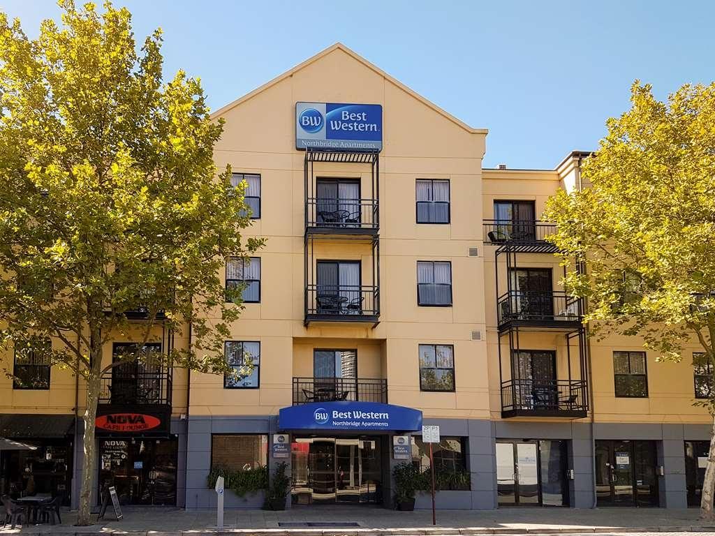 Best Western Northbridge Apartments - Façade