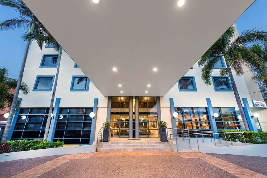 Best Western Plus Hotel Diana - Aussenansicht