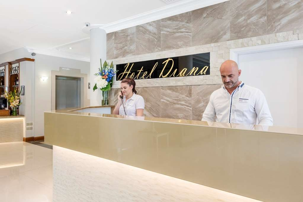 Best Western Plus Hotel Diana - Hall
