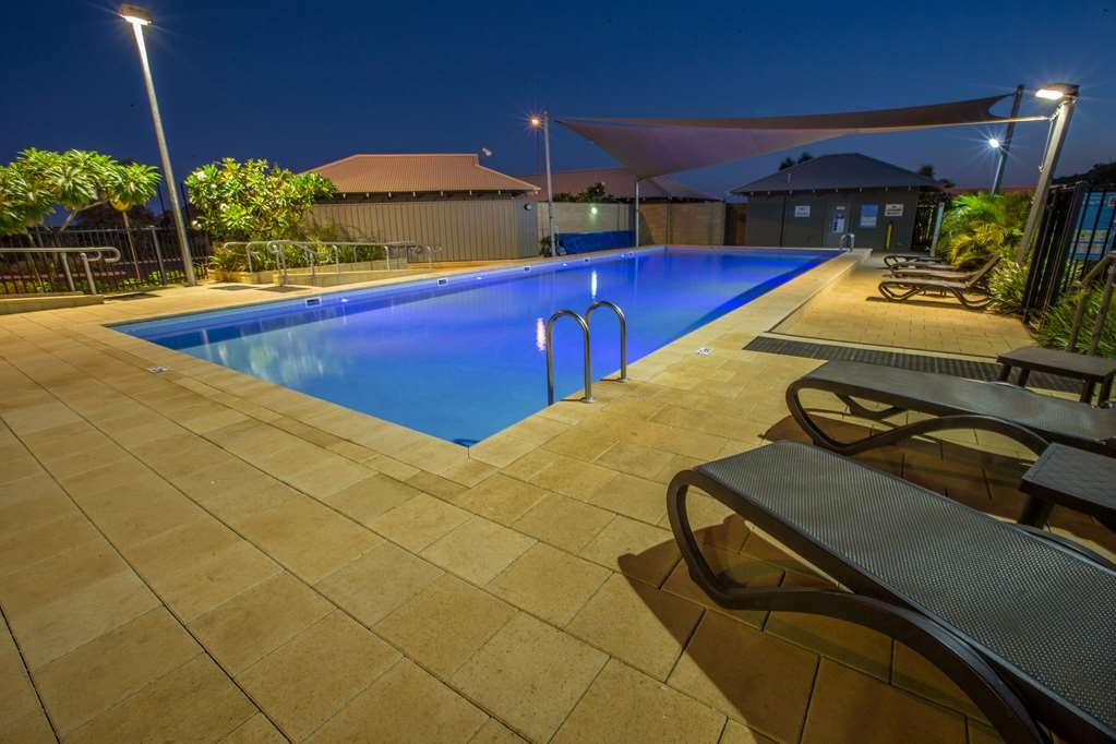 Best Western Plus The Ranges Karratha - Vista de la piscina