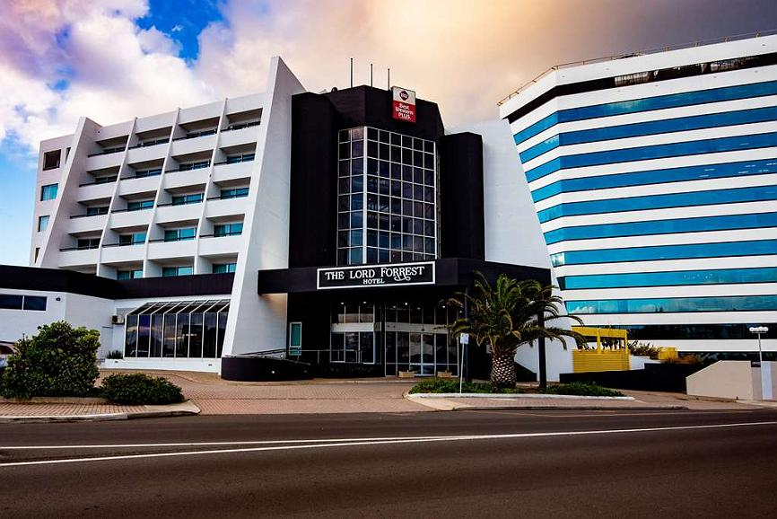 Best Western Plus Hotel Lord Forrest - Aussenansicht