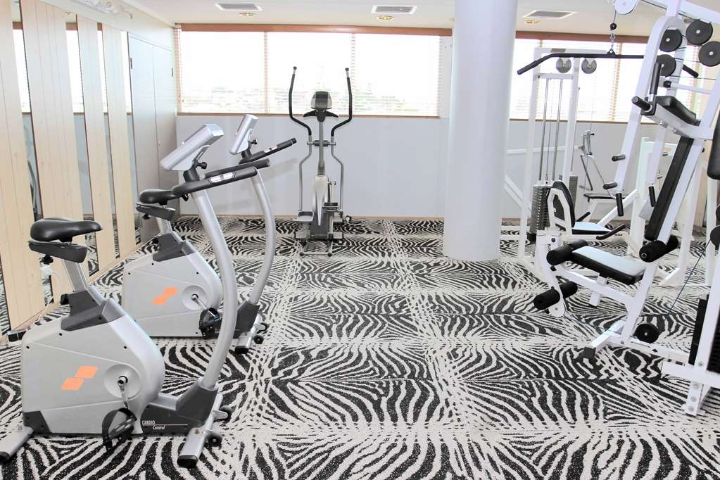 Best Western Plus Hotel Lord Forrest - Exercise Room