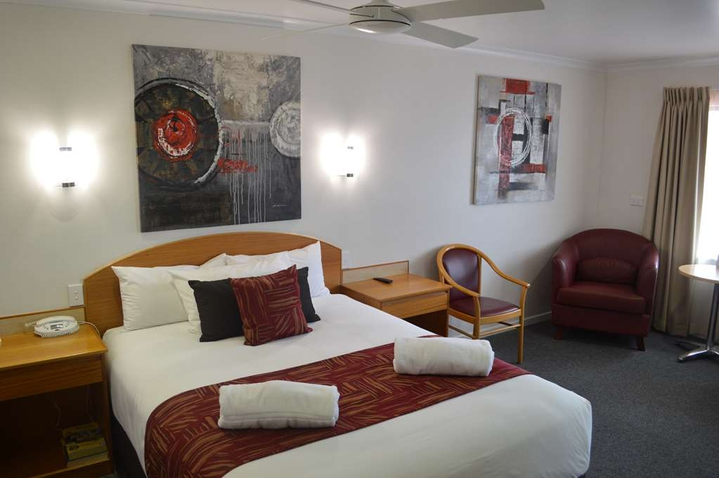 Best Western Marco Polo Mackay - Chambres / Logements
