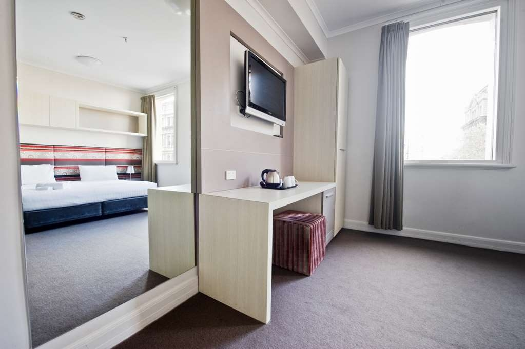 Best Western Melbourne City - Double Room