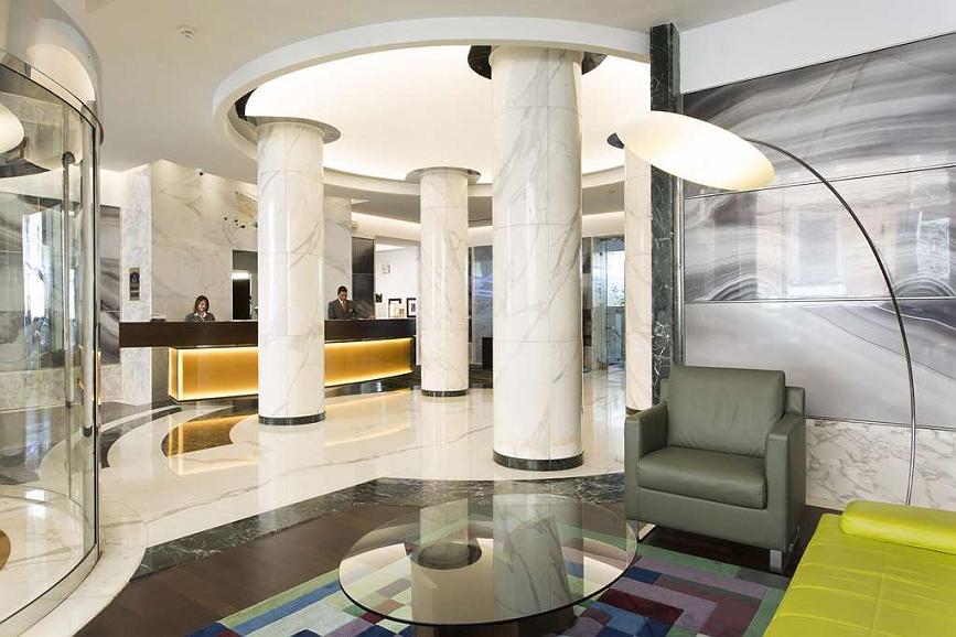 Hotel in Rome | Best Western Plus Hotel Universo