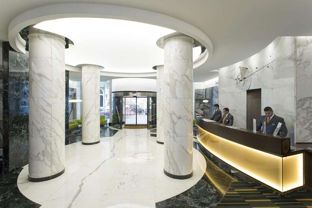 Best Western Plus Hotel Universo - Reception
